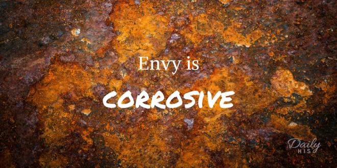 Envy is